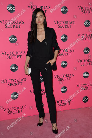 Editorial image of Victoria's Secret Fashion Show, Viewing Party, New York, USA - 02 Dec 2018