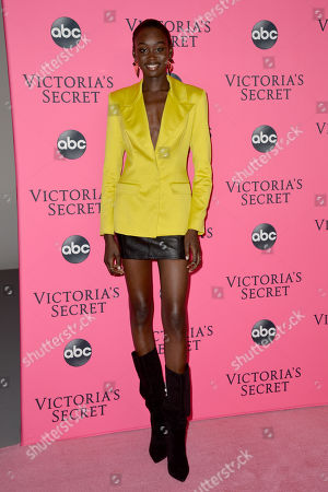 Editorial photo of Victoria's Secret Fashion Show, Viewing Party, New York, USA - 02 Dec 2018