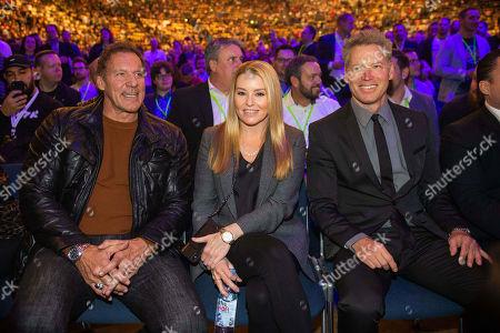 Stock Photo of Ralf Moeller, Heather Milligan, Patrick M. Knapp Schwarzenegger