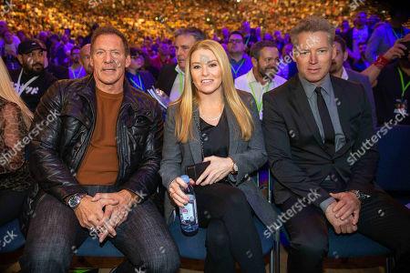 Stock Picture of Ralf Moeller, Heather Milligan, Patrick M. Knapp Schwarzenegger
