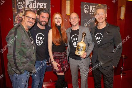 Marco Bachler, Georg Weis, Barbara Meier, Stefan Lackner, Patrick M. Knapp Schwarzenegger