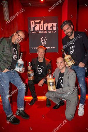 Marco Bachler, Patrick M. Knapp Schwarzenegger, Stefan Lackner, Georg Weis