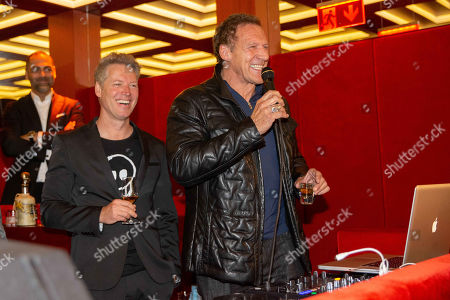 Patrick M. Knapp Schwarzenegger, Ralf Moeller