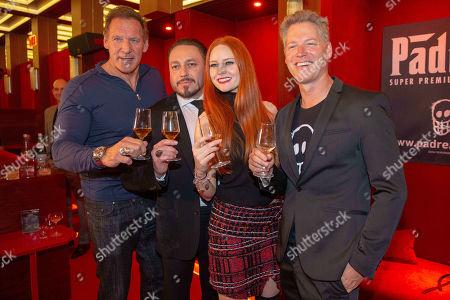 Ralf Moeller, Klemens Hallmann, Barbara Meier, Patrick M. Knapp Schwarzenegger