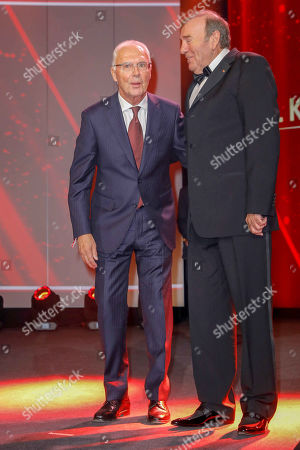 Franz Beckenbauer, Frank Fleschenberg