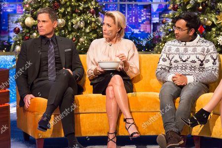 Rob Lowe, Gillian Anderson, Sheridan Smith, Rahul Mandal