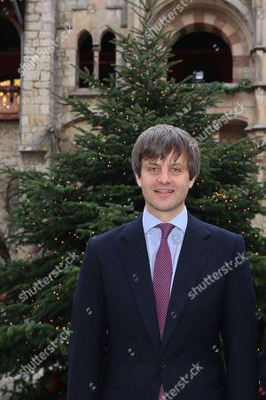 Prince Ernst August of Hanover