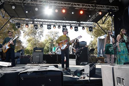 Editorial image of One Love Malibu Festival at King Gillette Ranch, Los Angeles, USA - 02 Dec 2018