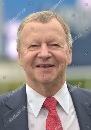 Winfried Engelbrecht-Bresges, Chief Executive Officer of The Hong Kong Jockey Club.