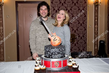 Editorial picture of School of Rock Celebrates Three Years On Broadway, New York, USA - 02 Dec 2018