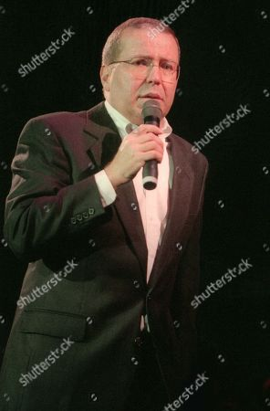 Frank Sinatra Jr USA New York City