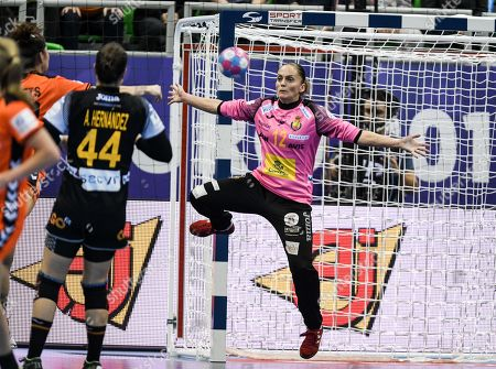 Editorial image of Handball Women EURO 2018, Montbeliard, France - 03 Dec 2018