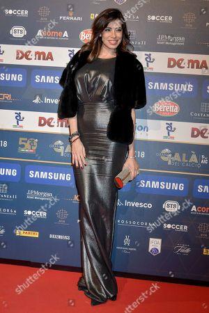 Stock Photo of Aida Yespica
