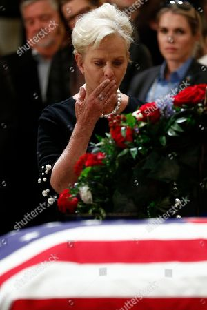 Editorial picture of George H.W. Bush dies at 94, Washington, USA - 04 Dec 2018