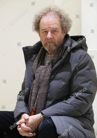 Mike Figgis before an interview in Seoul, South Korea, 03 December 2018.