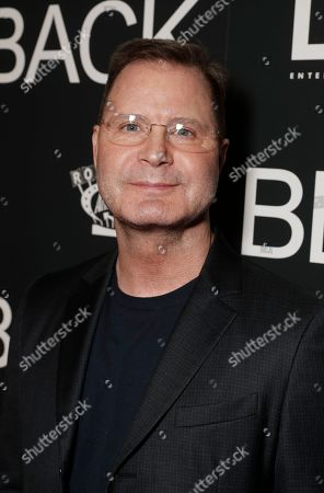 Mickey Liddell attends the New York premiere of BEN IS BACK