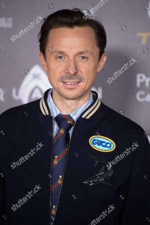 French DJ and producer Martin Solveig