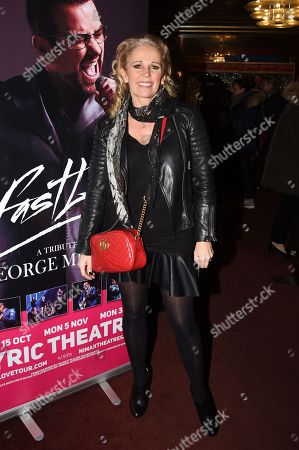 Editorial picture of 'Fastlove: A Tribute To George Michael' premiere, Arrivals, London, UK - 03 Dec 2018