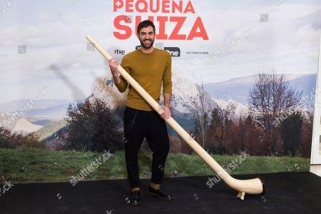 Editorial photo of 'La Pequeña Suiza' film photocall, Madrid, Spain - 03 Dec 2018