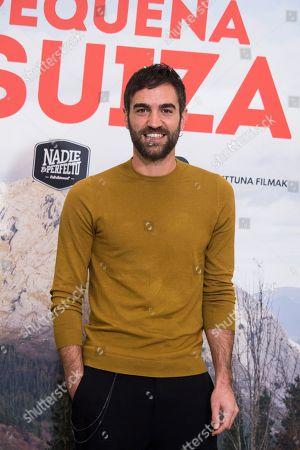 Editorial image of 'La Pequeña Suiza' film photocall, Madrid, Spain - 03 Dec 2018