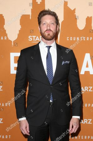 Editorial picture of 'Counterpart' TV show premiere, Arrivals, Los Angeles, USA - 03 Dec 2018