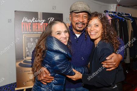 Carla Brother, Robert Townsend, Erica Gimpel
