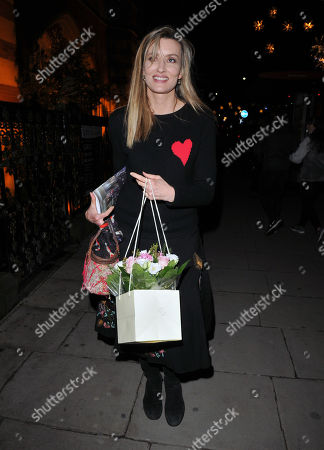 Editorial photo of The Prince's Foundation for Children and the Arts annual carol concert, Holy Trinity Church, London, UK - 03 Dec 2018