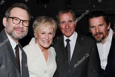 Christian Slater, Glenn Close, Jim Dale, Ethan Hawke,