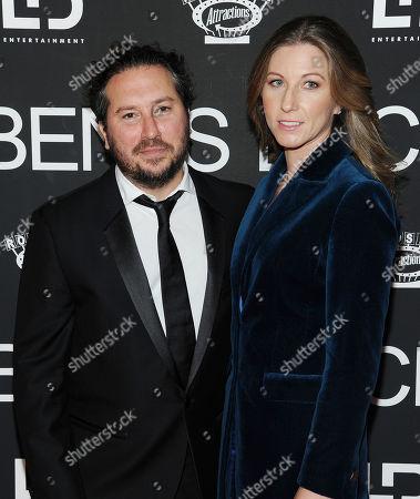 Teddy Schwarzman, Ellen Marie Zajac