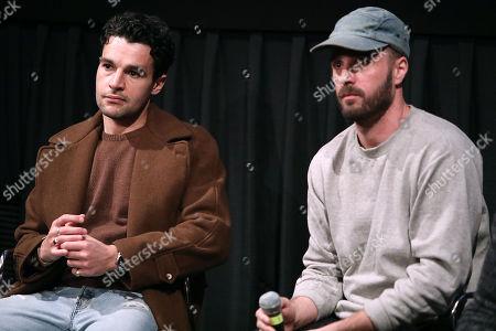Christopher Abbott and Sebastian Silva (Director)