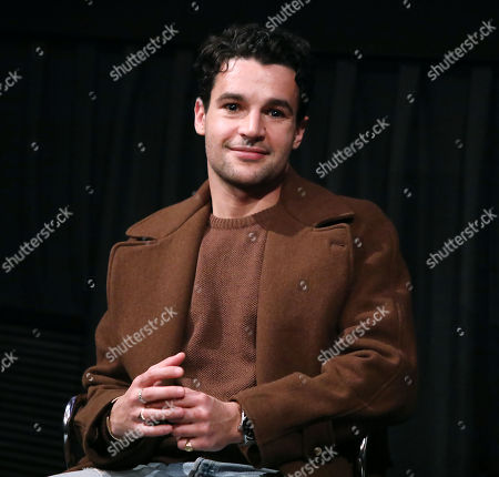 """Editorial picture of Q&A for """"TYREL"""" with Director Sebastian Silva and Christopher Abbott, New York, USA - 03 Dec 2018"""