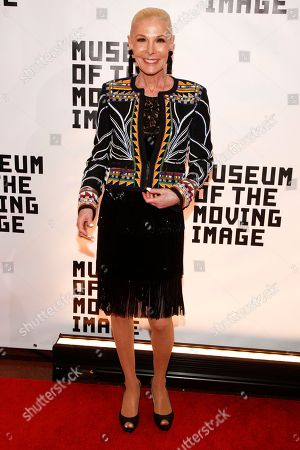 Michele Herbert attends the Museum of the Moving Image Salute to Glenn Close at 583 Park, in New York