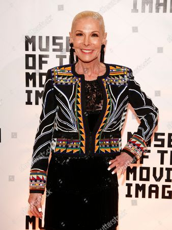Editorial picture of Museum of the Moving Image Salute to Glenn Close, New York, USA - 03 Dec 2018