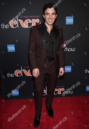 """Jarrod Spector attends """"The Cher Show"""" Broadway musical opening night after party at Pier Sixty, in New York"""