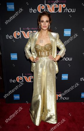 """Teal Wicks attends """"The Cher Show"""" Broadway musical opening night after party at Pier Sixty, in New York"""