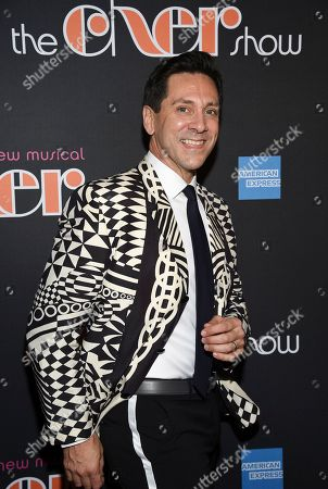 """Editorial picture of """"The Cher Show"""" Broadway Opening Night - After Party, New York, USA - 03 Dec 2018"""