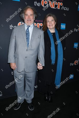 Stock Photo of Mark Linn-Baker and Christa Justus