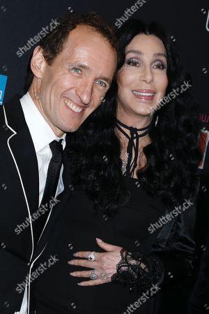 Stock Photo of Jeffrey Seller, Cher