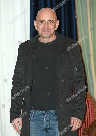 The director Rolando Ravello