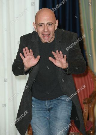 Stock Photo of The director Rolando Ravello