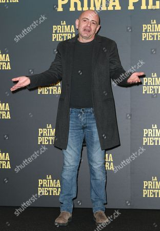Editorial photo of 'La prima pietra' film photocall, Rome, Italy - 03 Dec 2018