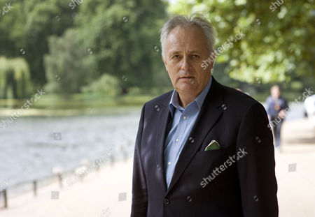 Mark Malloch Brown, a minister of state in the Foreign Office, in St James Park, London.