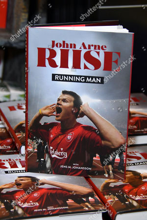 John Arne Riise book
