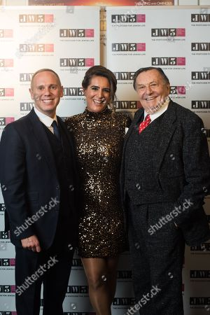Editorial image of JW3 Annual Dinner, London, UK - 03 Dec 2018
