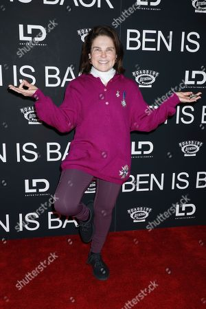 Editorial image of 'Ben Is Back' film premiere, Arrivals, New York, USA - 03 Dec 2018