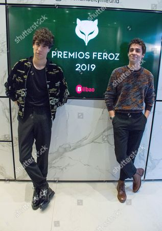 Javier Ambrossi and Javier Calvo