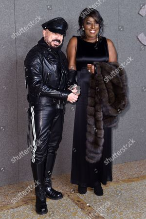 Editorial image of Chanel Metiers d'Art 2018-2019 show, Arrivals, New York, USA - 04 Dec 2018