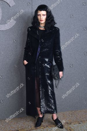 Stock Picture of Crystal Renn