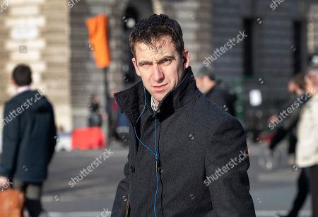 Stock Picture of Brendan Cox, husband of murdered MP Jo Cox