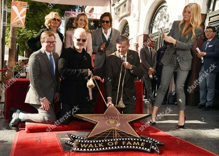 Editorial image of Ryan Murphy Honored with a Star on the Hollywood Walk of Fame, Los Angeles, USA - 04 Dec 2018